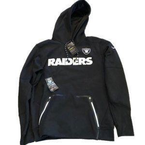 NWT Las Vegas Raiders Nike Players Sideline Hoodie